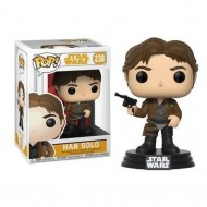 TOY POP STAR WARS - 238 HAN...