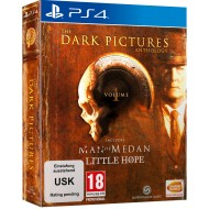 PS4 THE DARK PICTURES...