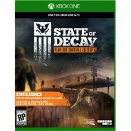 XBO STATE OF DECAY