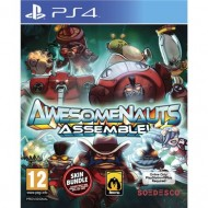 PS4 AWESOMENAUTS ASSEMBLE...