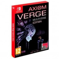 SW AXIOM VERGE: MULTIVERSE...