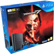 CON PS4 SLIM 1TB + TEKKEN 7