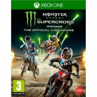XBO MONSTER ENERGY SUPERCROSS