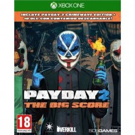 XBO PAYDAY 2 THE BIG SCORE