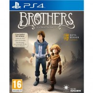 PS4 BROTHERS A TALE OF TWO...