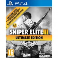 PS4 SNIPER ELITE 3 ULTIMATE...