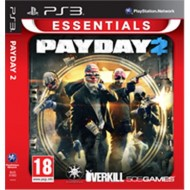 PS3 PAYDAY 2 ESSENTIALS