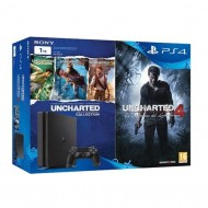 CON PS4 1TB D + UNCHARTED...