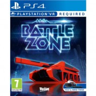 PS4 BATTLEZONE - VR
