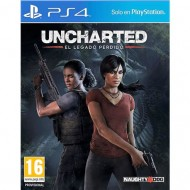 PS4 UNCHARTED: THE LOST...