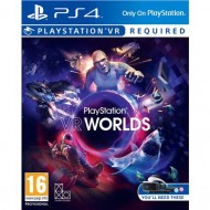 PS4 WORLDS - VR