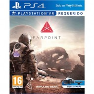 PS4 FARPOINT - VR