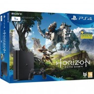 CON PS4 SLIM 1TB + HORIZON...