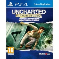 PS4 UNCHARTED: DRAKE'S...