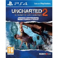 PS4 UNCHARTED 2: AMONG...