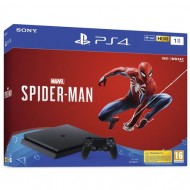 CON PS4 1TB SLIM + SPIDER-MAN