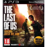 PS3 THE LAST OF US GOTY