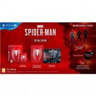 PS4 MARVEL´S SPIDER-MAN...