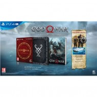 PS4 GOD OF WAR - ED.LIMITADA