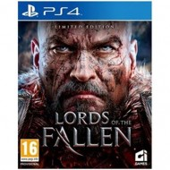 PS4 LORDS OF THE FALLEN...