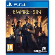 PS4 EMPIRE OF SIN DAY ONE