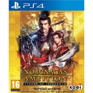 PS4 NOBUNAGAS AMBITION