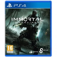 PS4 INMORTAL: UNCHAINED