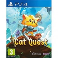 PS4 CAT QUEST