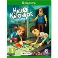 XBO HELLO NEIGHBOR: HIDE...