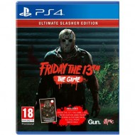 PS4 FRIDAY THE 13TH: THE...