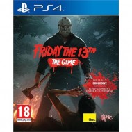 PS4 FRIDAY THE 13TH: THE GAME