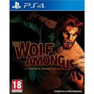 PS4 THE WOLF AMONG US