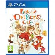 PS4 LITTLE DRAGONS CAFÉ