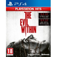 PS4 THE EVIL WITHIN HITS