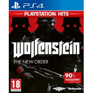 PS4 WOLFENSTEIN THE NEW...