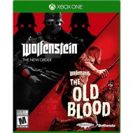 XBO WOLFENSTEIN THE TWO PACK
