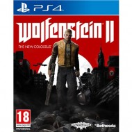 PS4 WOLFENSTEIN 2 THE NEW...