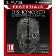 PS3 DISHONORED GOTY ESSENTIALS