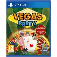 PS4 VEGAS PARTY