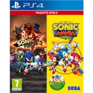 PS4 SONIC MANIA PLUS AND...