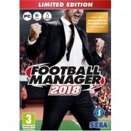 PC FOOTBALL MANAGER 2018 -...
