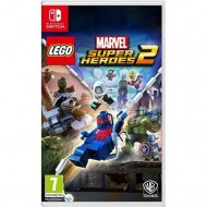 SW LEGO MARVEL SUPER HEROES 2