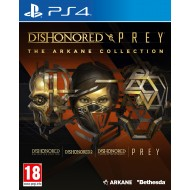 PS4 DISHONORED & PREY THE...