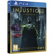 PS4 INJUSTICE 2 ULTIMATE...