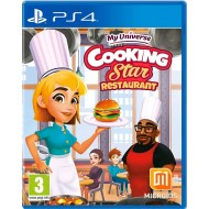 PS4 MY UNIVERSE - COOKING...