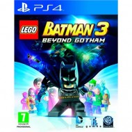 PS4 LEGO BATMAN 3