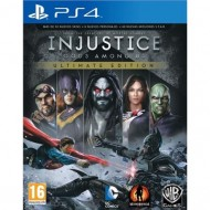PS4 INJUSTICE GODS AMONG US...