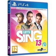 PS4 LET'S SING 13