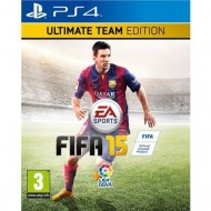 PS4 FIFA 15 ULTIMATE EDITION