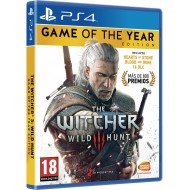 PS4 THE WITCHER 3: WILD...